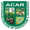 Adhiyamaan College of Agricultural and Research, Krishnagiri