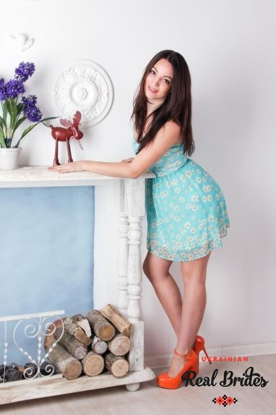 Photo gallery №1 Ukrainian bride Daria
