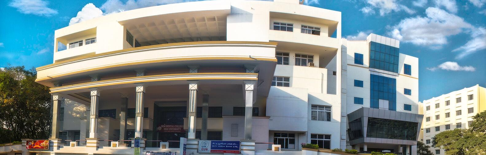 SRM Dental College, Chennai Image