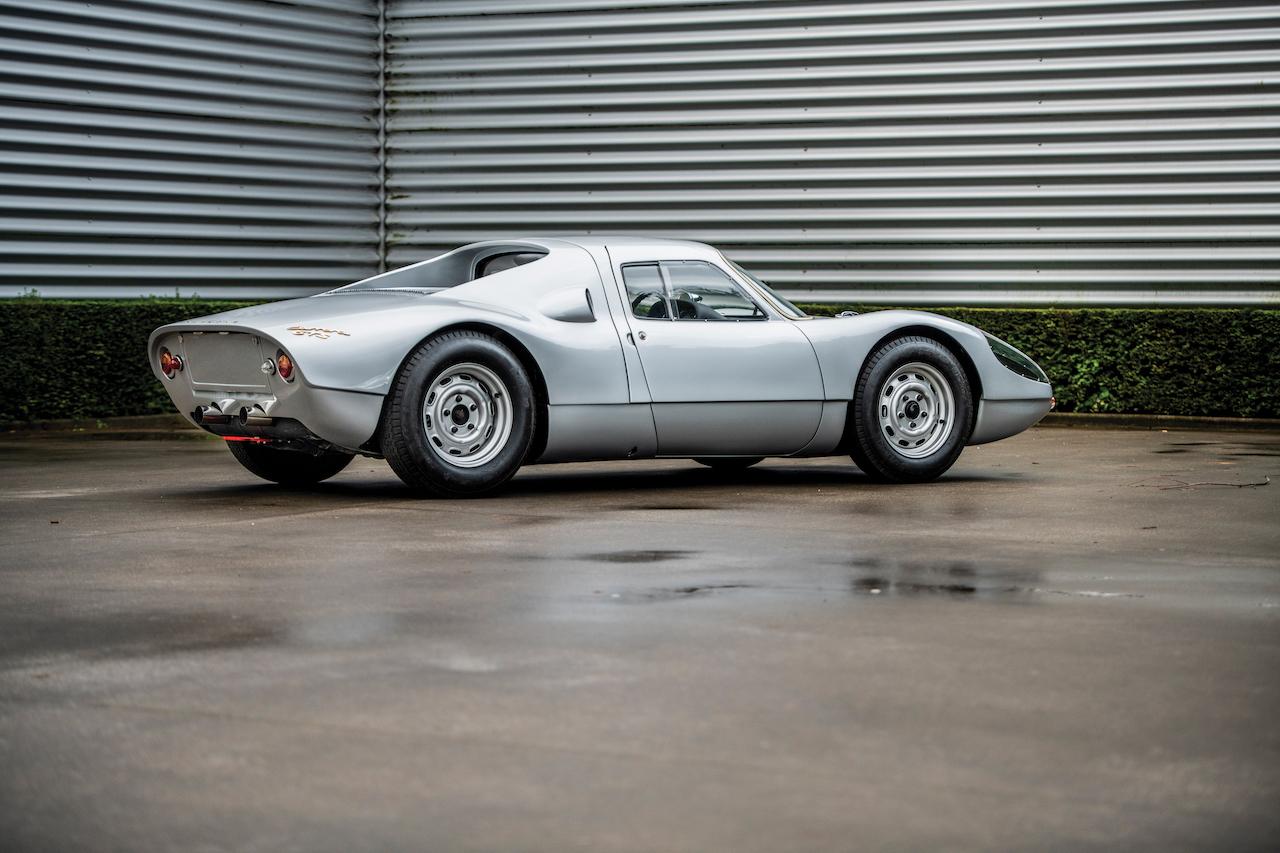 1964 Porsche 904 GTS heads to RM Sotheby's Paris auction