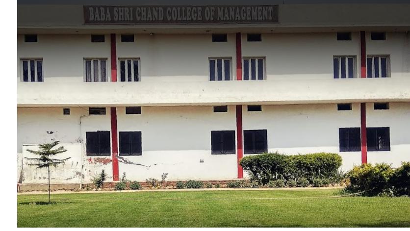 Baba Shri Chand college of Management, Ludhiana