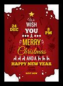Christmas Party Invitation - 13
