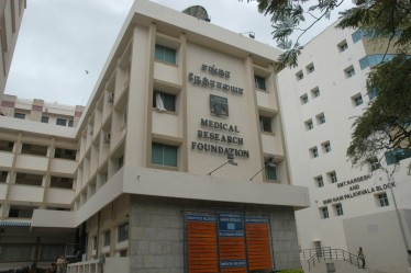 Sankara Nethralaya (Medical Research Foundation), Chennai Image