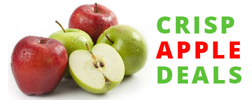 crisp apple deals