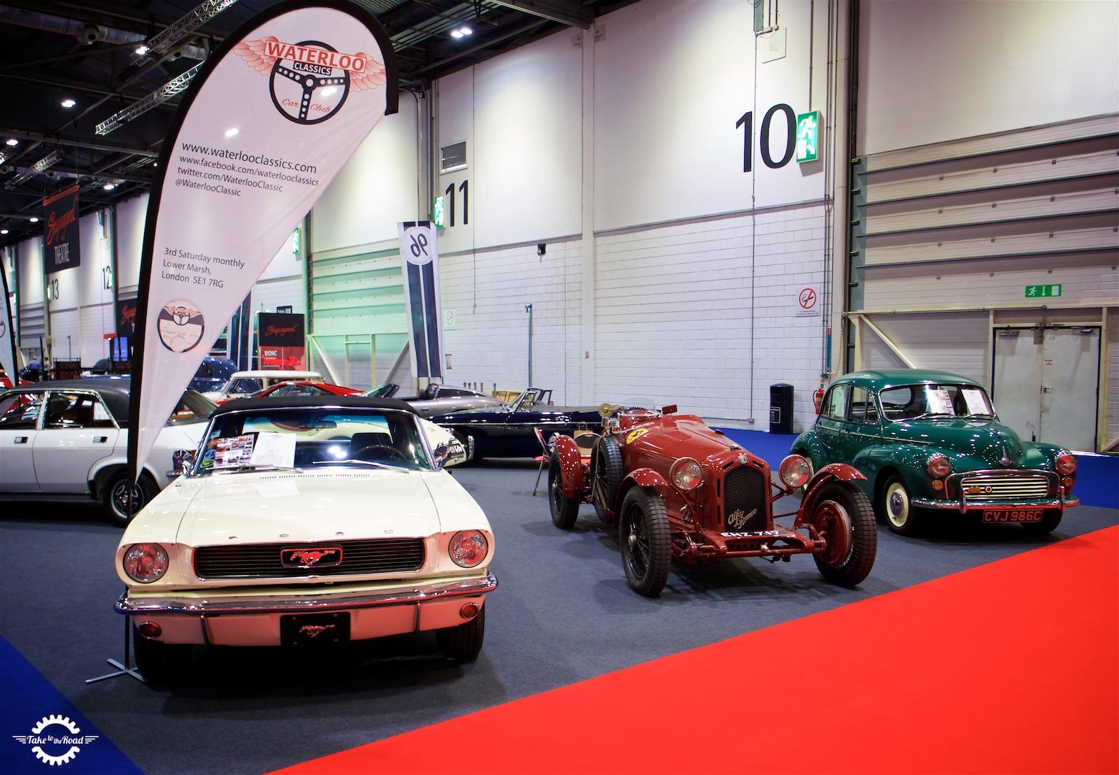 London Classic Car Show Highlights 2019