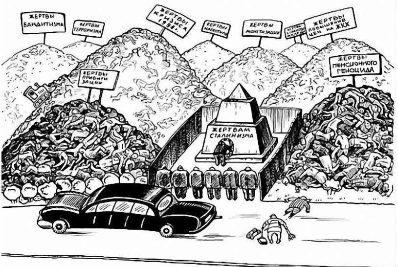 Декоммунизация или делиберализация?