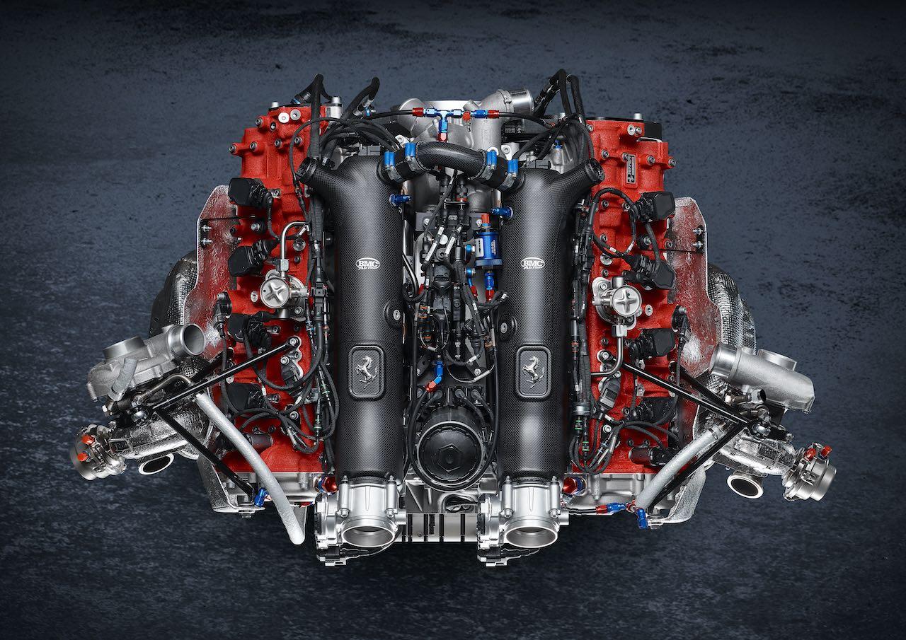 Ferrari showcases new limited edition 488 GT Modificata