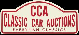 CCA Classic Car Auctions