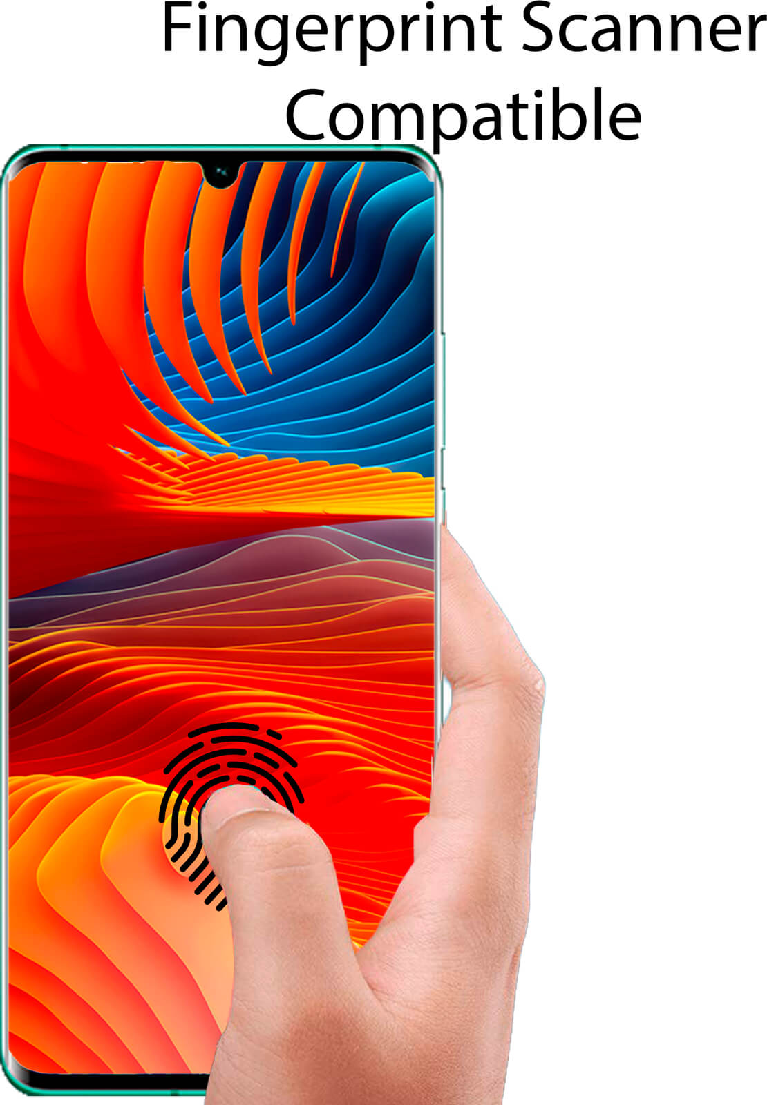 Full-Coverage-3D-Tempered-Glass-Screen-Protector-For-Huawei-P30-P20-Pro-Mate-20 Indexbild 16