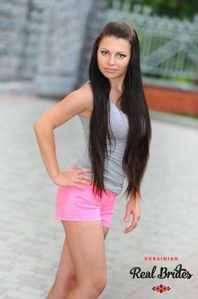 Photo gallery №10 Ukrainian bride Alina