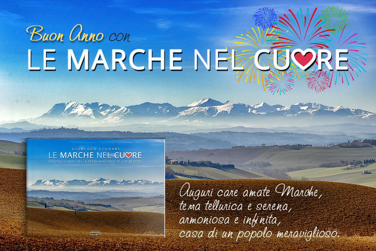 Buon 2018 con Le Marche nel Cuore