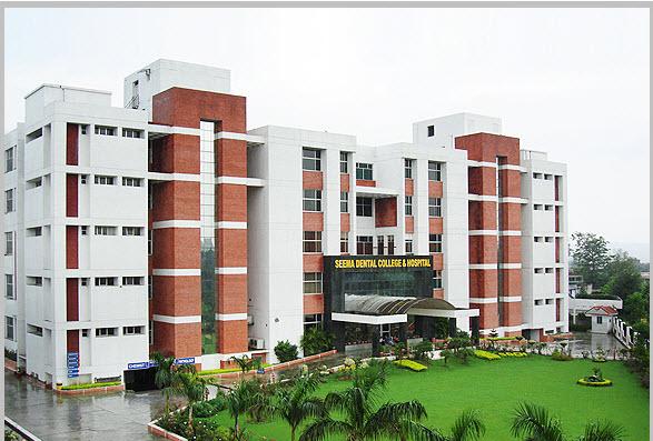 Seema Dental College and Hospital, Rishikesh Image