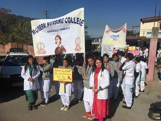 Modern Nursing College, Shimla Image