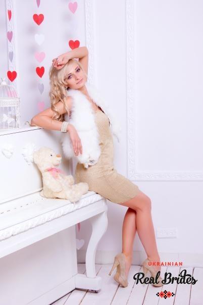 Photo gallery №3 Ukrainian lady Dasha