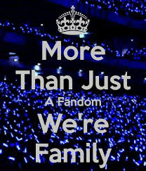 The motto of all Kpop-fans: