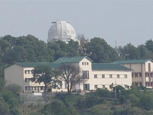 Aryabhatta Research Institute of Observational Sciences, Nainital