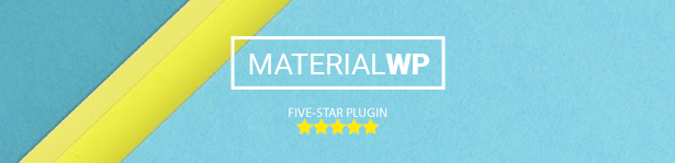 Material WP - Material Design Dashboard Theme | Prosyscom Tech 4