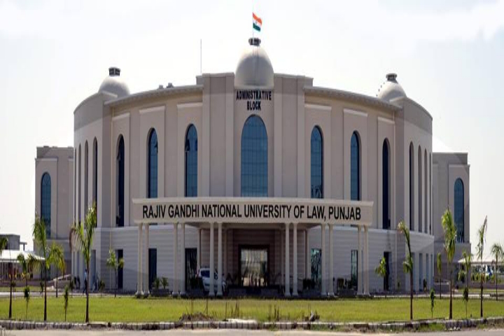 RGNUL (Rajiv Gandhi National University of Law)