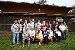 2015г. Награждение участников голубиных гонок по итогам сезона