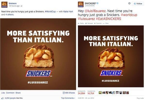 kampanye snickers