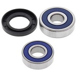 Rear Wheel Bearings and Seal Kit Yamaha BW200E Big Wheel 1987 1988