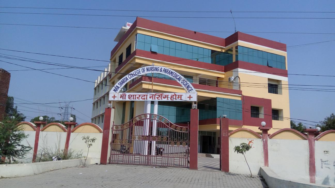 Maa Sharda College Of Nursing and Paramedical Sciences Image
