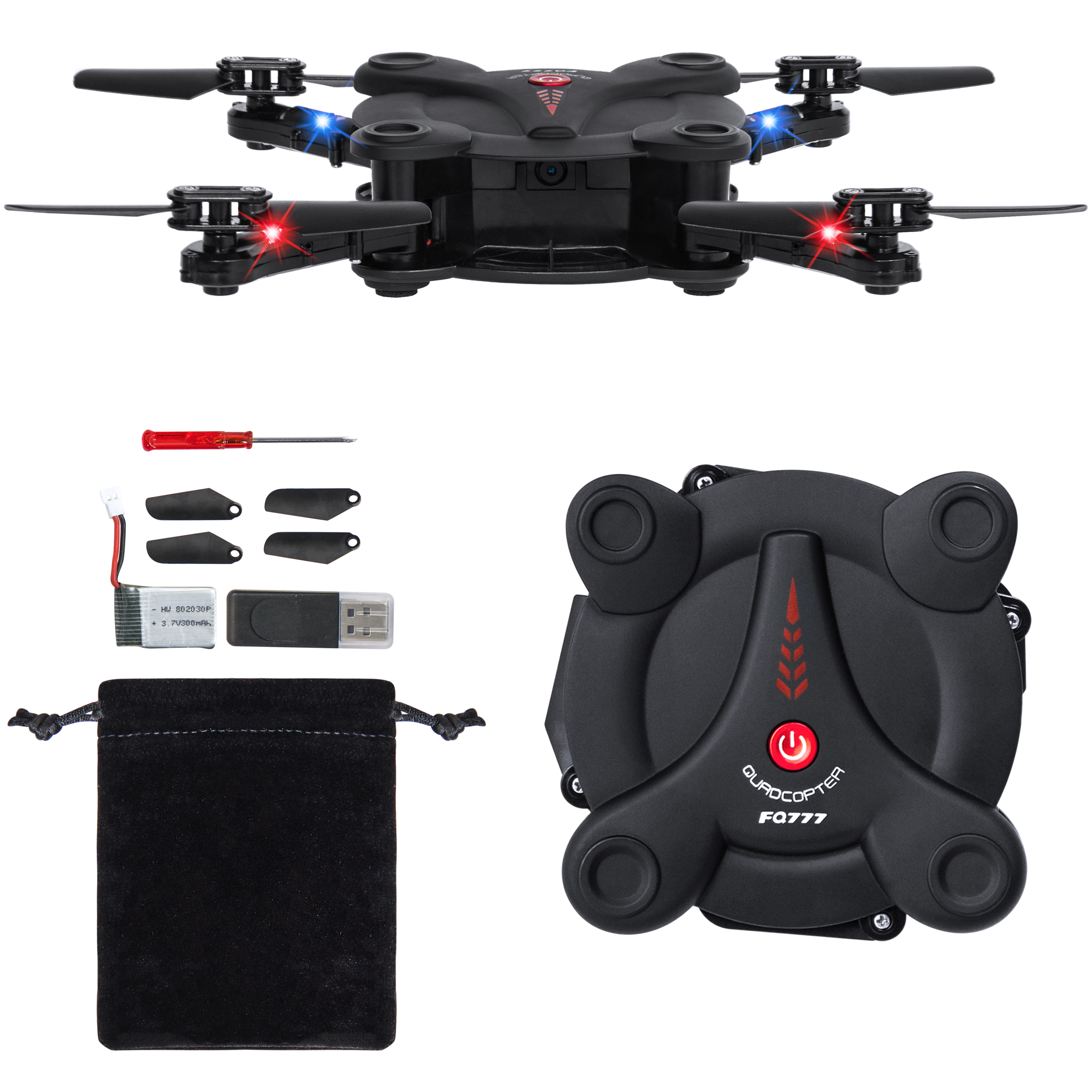 how to connect mini drone camera
