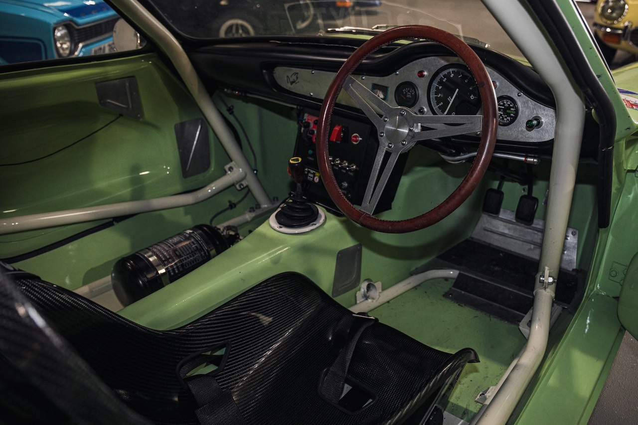 Silverstone Auctions offers Lotus Elite restored by Ant Anstead