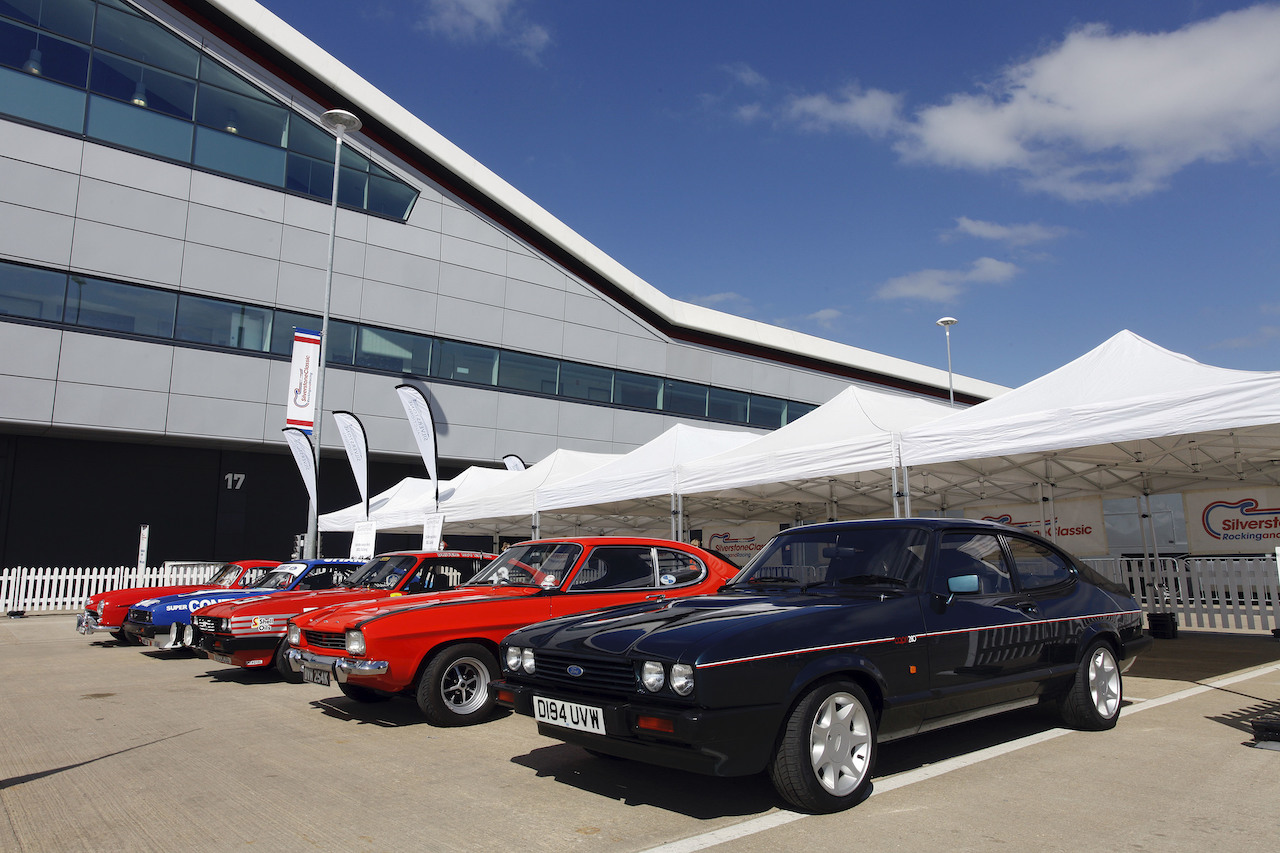 2020 Silverstone Classic has been cancelled
