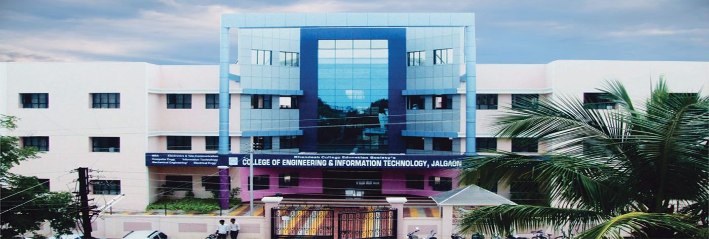 Khandesh College Education Society's College of Engineering and Information Technology, Jalgaon