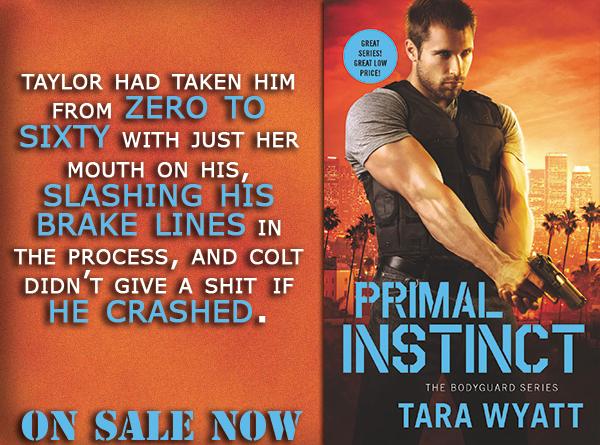 Primal Instinct by Tara Wyatt teaser 1