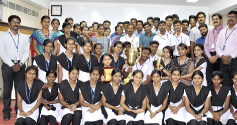 KG College of Nursing, Coimbatore Image