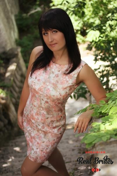 Photo gallery №4 Ukrainian bride Anastasia