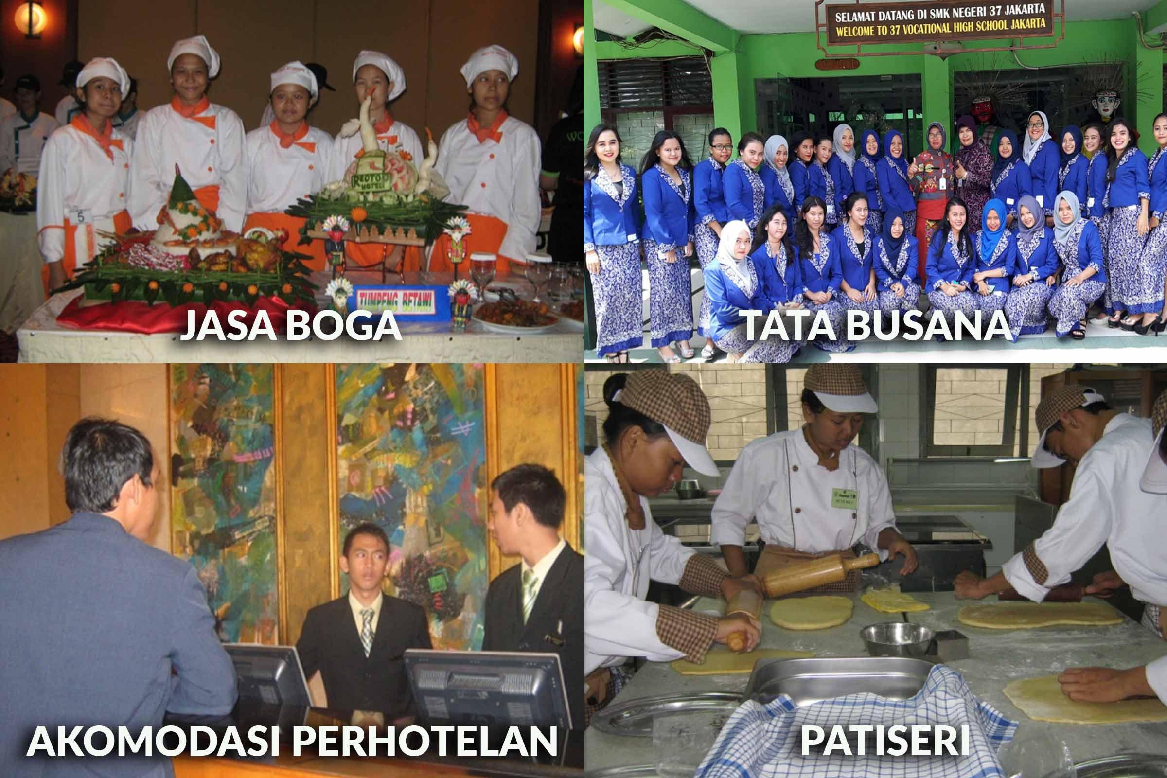 Jurusan SMK 37 Jakarta