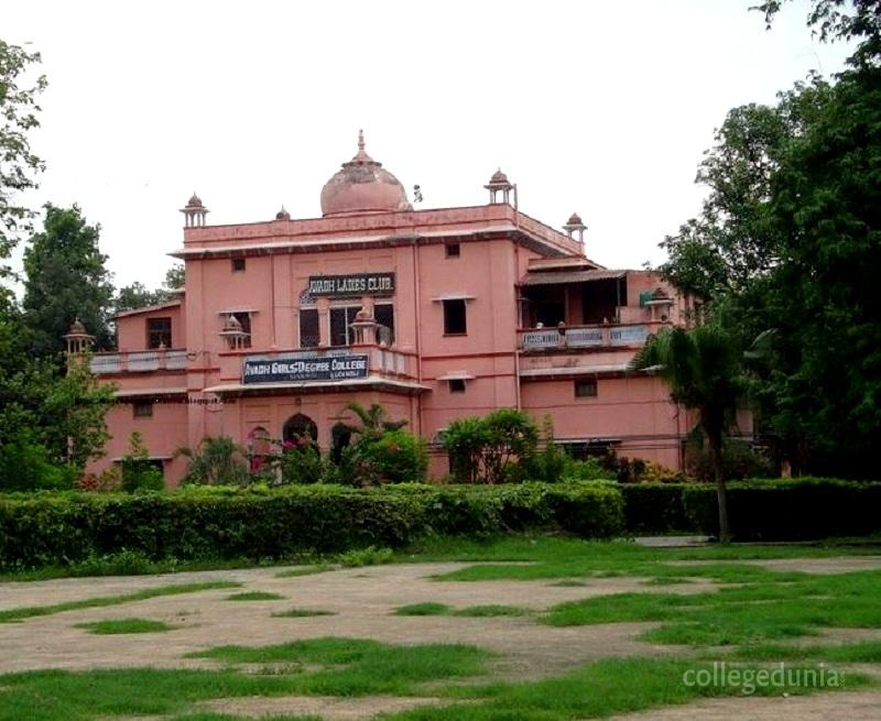 Avadh Girls' Degree College, Lucknow