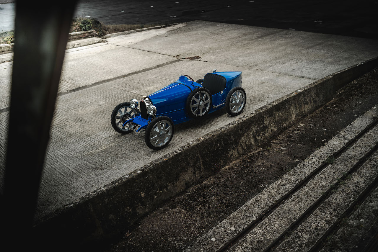 Limited Edition Bugatti Baby Reborn starts production
