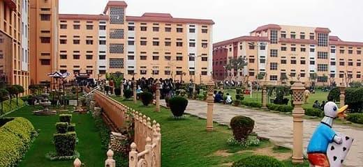 Lingaya's University, Faridabad Image