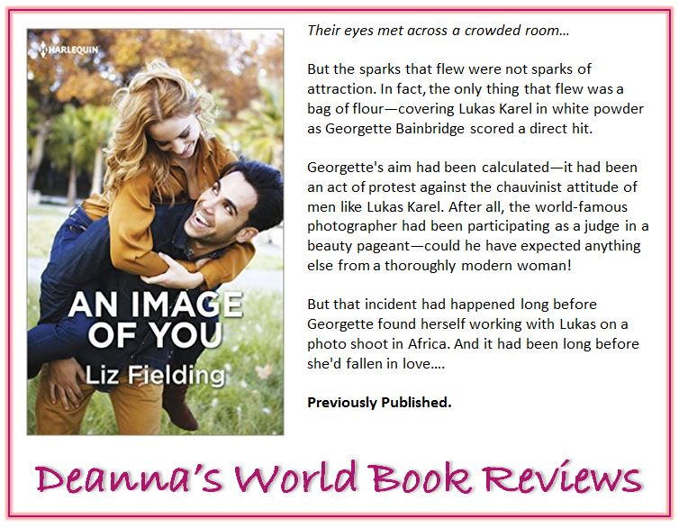 An Image of You by Liz Fielding blurb