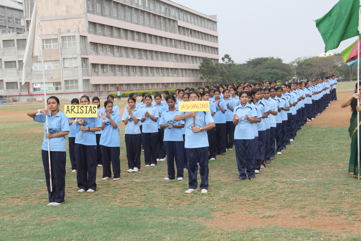 PSG College of Nursing, Coimbatore Image