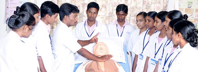 Cherran's College of Nursing