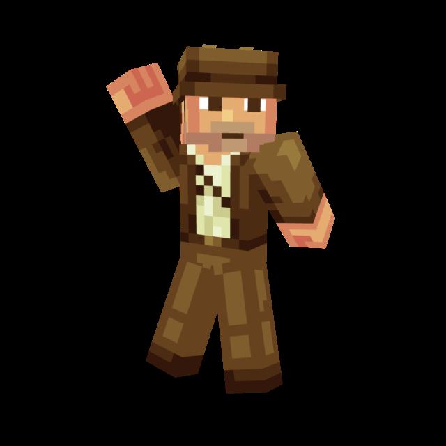Indiana Jones Skin
