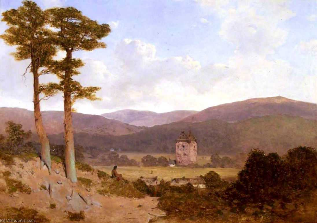 William James Blacklock. Gilnockie Tower