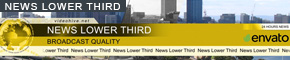 Business Lower Third - 7
