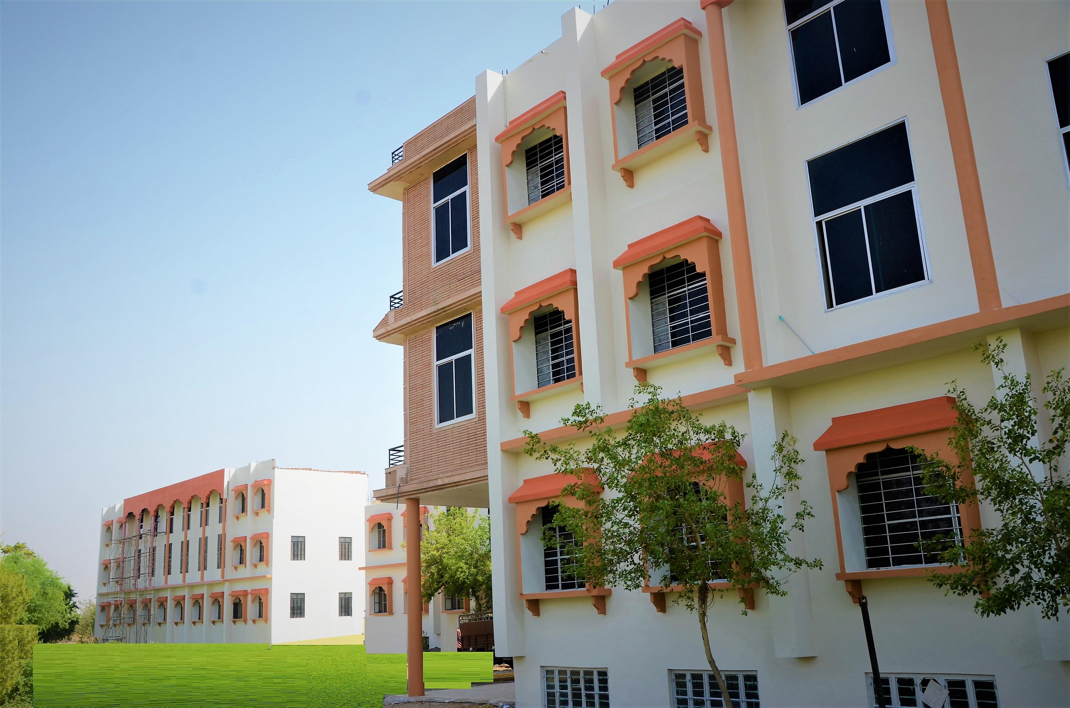 Norangram Dayanand Dhukia Nursing College