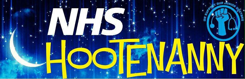 NHS Hootenanny, Tooting, 17th November