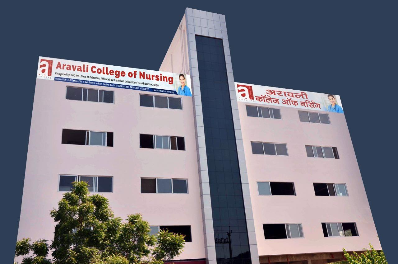 Arawali College Of Nursing