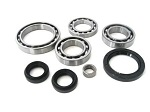 Boss Bearing 41-3529-7E7-4 Front Differential Bearings and Seals Kit Yamaha Y...