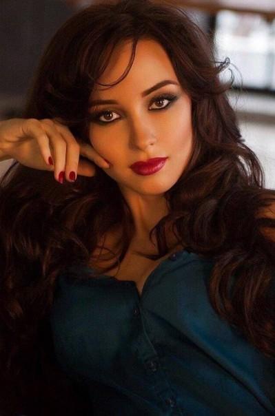 Profile photo Ukrainian lady kseniya