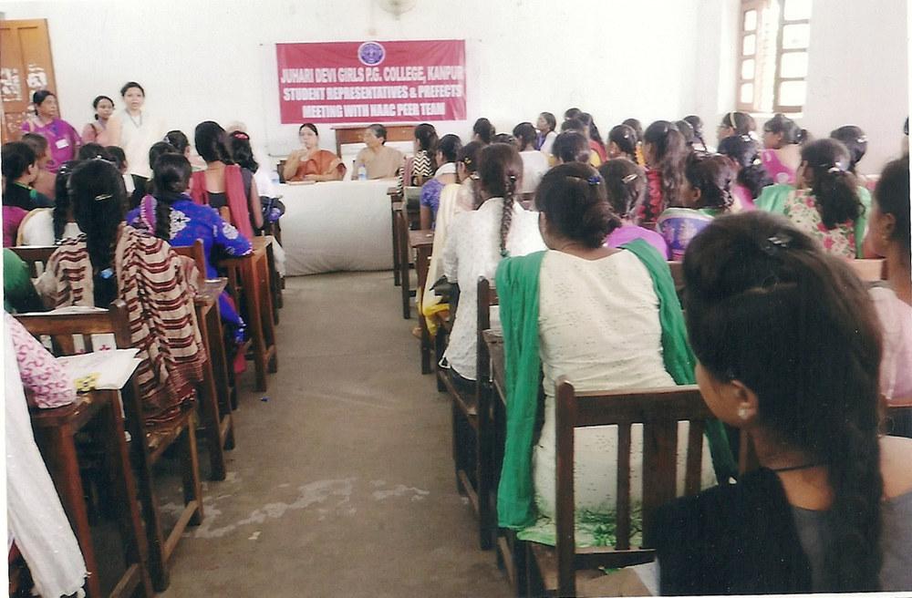 Juhari Devi Girls P.G. College, Kanpur
