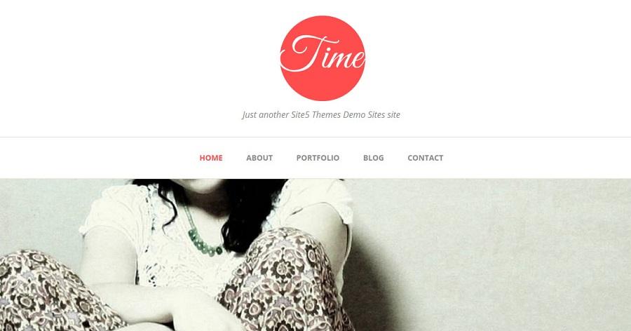Time - free theme thang tu